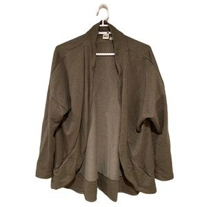 MEC Green Oversized Cardigan - Women's Size XL